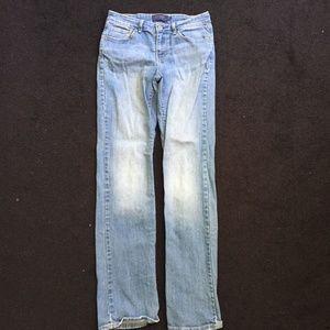 Levis Denim Classic Straight Leg Jeans size 6
